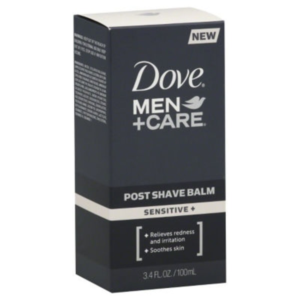 Dove Men+Care Sensitive Plus Post Shave Balm