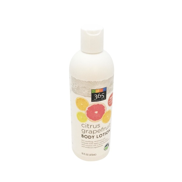 Citrus Grapefruit Body Lotion