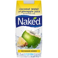 Naked Juice Pineapple Coconut Water
