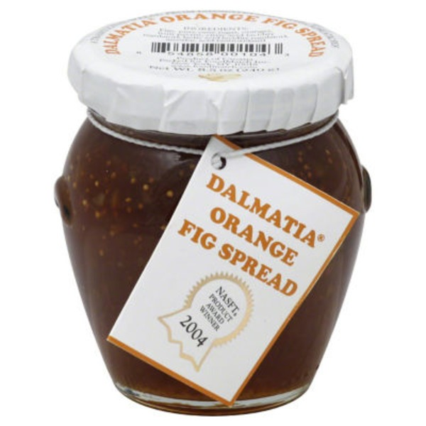 Dalmatia Orange Fig Spread