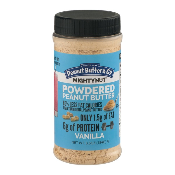 Peanut Butter & Co. Peanut Butter & Co MightyNut Powered Peanut Butter Vanilla