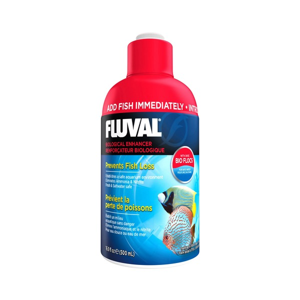 Fluval Biological Enhancer 16.9 Fl. Oz.