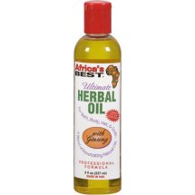 Africa's Best Ultimate Herbal Oil, 8 oz