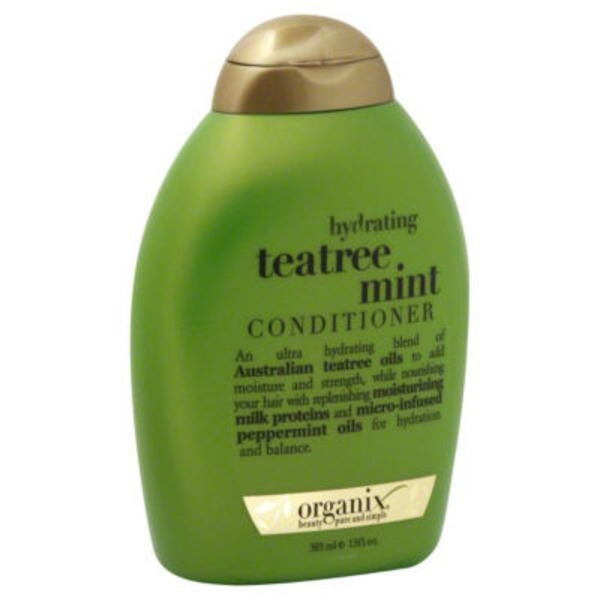Ogx Teatree Mint Hydrating Conditioner