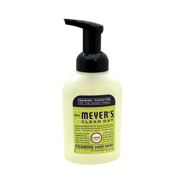 Mrs. Meyer's Lemon Verbena Foaming Hand Soap
