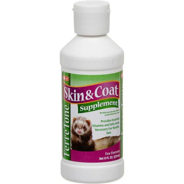Ecotrition Ferret Tone Skin & Coat Ferret Food Supplement
