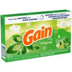 Gain Dryer Sheets, Original, 34 Sheets
