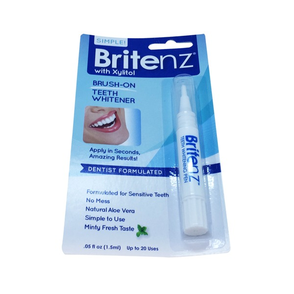 Britenz Brush On Teeth Whitener