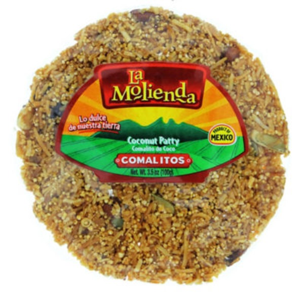 La Molienda Coconut Patty