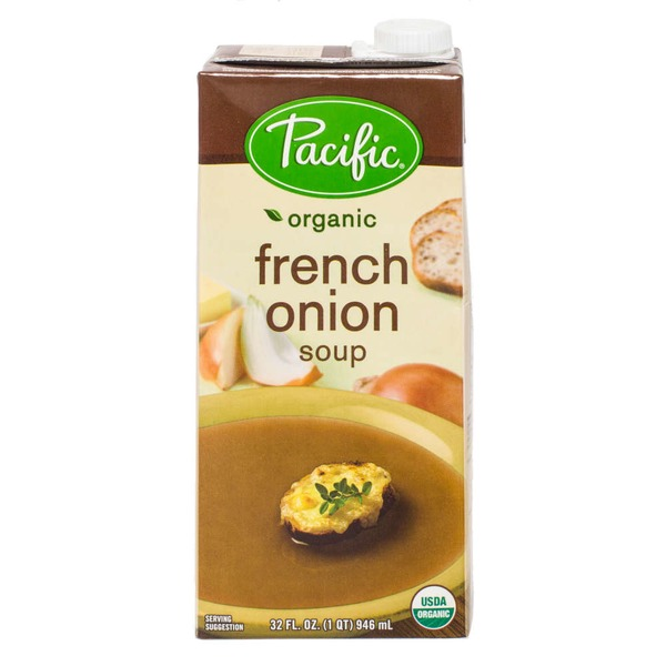 Pacific Organic French Onion Soup