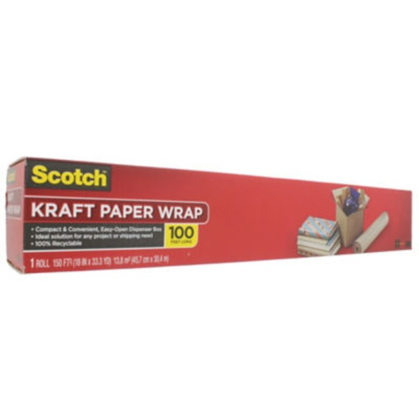 Scotch Kraft Paper Wrap