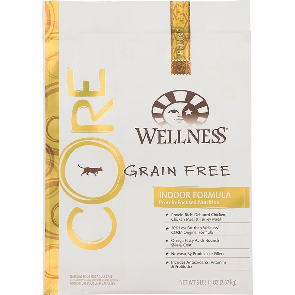 Core Indoor Dry Cat Food