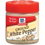 McCormick Ground White Pepper, 1 Ounce