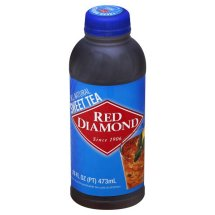 Red Diamond Sweet Tea, 16 oz