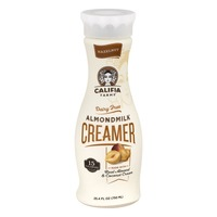Califia Farms Dairy Free Almond Milk Creamer Hazelnut