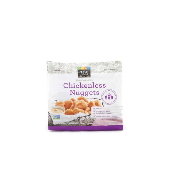 365 Chickenless Breaded Nuggets