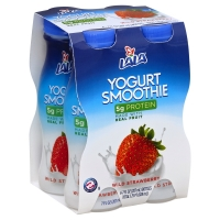 Lala Strawberry Drinkable Yogurt - 4