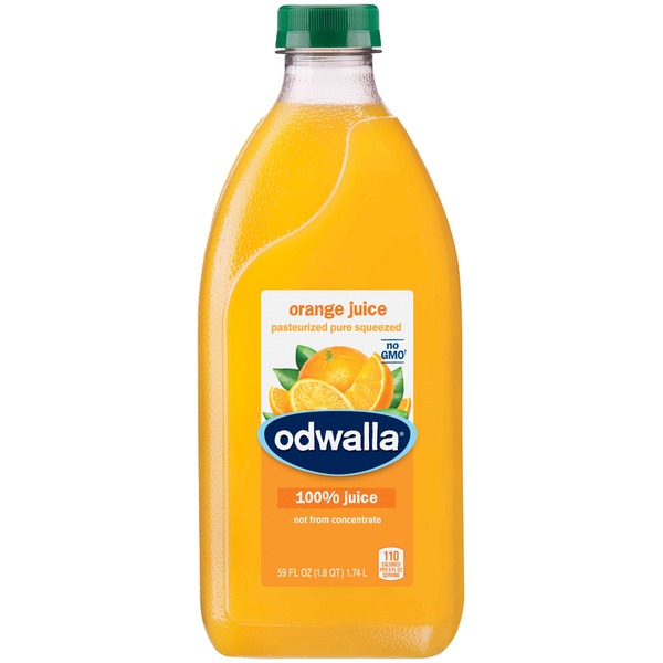 Odwalla Orange Juice 100% Juice