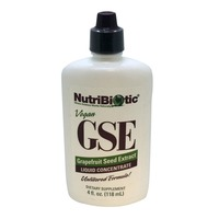 NutriBiotic Gse Grapefruit Seed Extract Liquid Concentrate