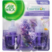 Air Wick Scented Oil Lavender & Chamomile Air Freshener Refills