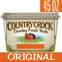 Country Crock Vegetable Oil Spread, 45 oz