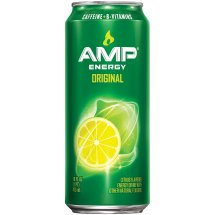 Amp Energy Original Citrus Flavored Energy Drink 16 fl. oz. Can