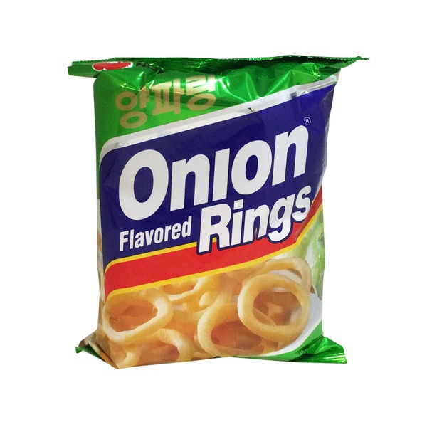 Nongshim Flavored Onion Rings
