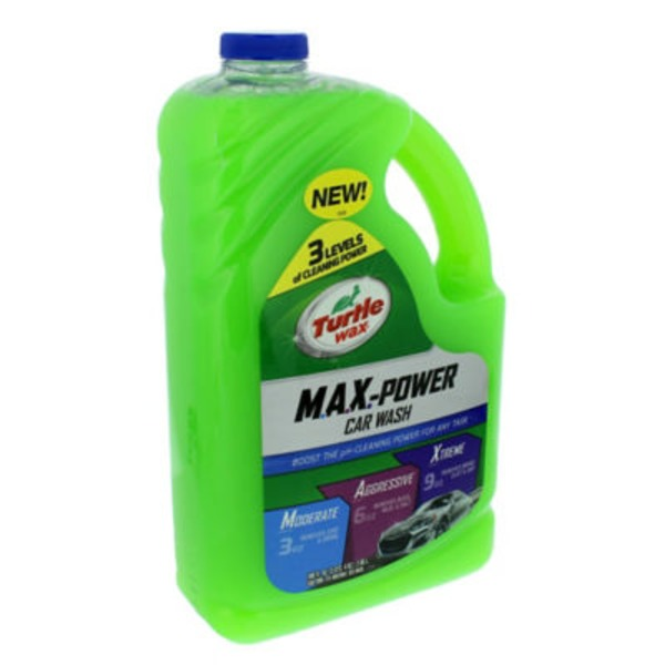 Turtle Wax Max Power Car Wash
