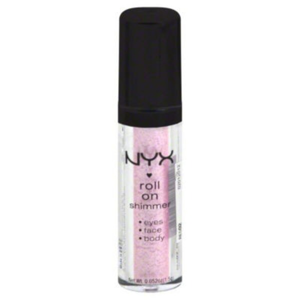 NYX Roll On Shimmer - Pink RES 02