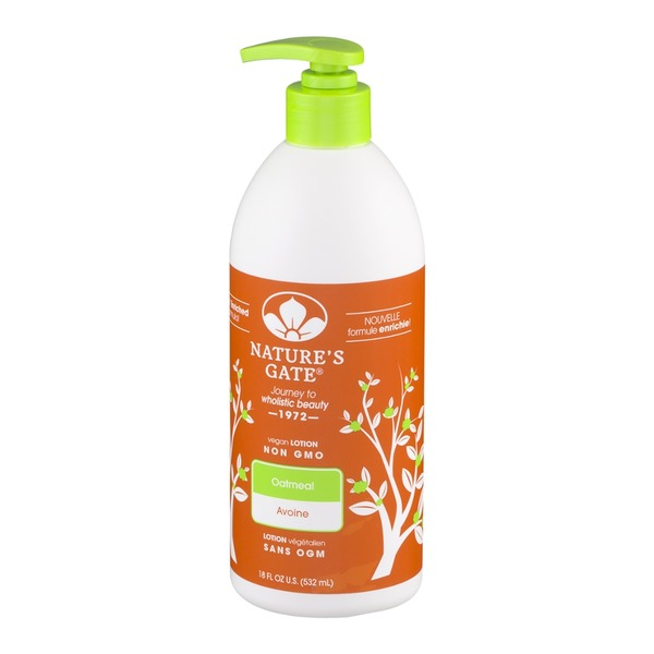 Nature's Gate Lotion Colloidal Oatmeal