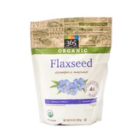 365 Everyday Value: Organic Flaxseed Coarsley Ground
