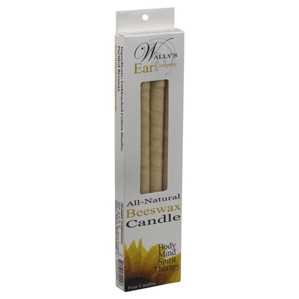 Wallys Candle, Beeswax