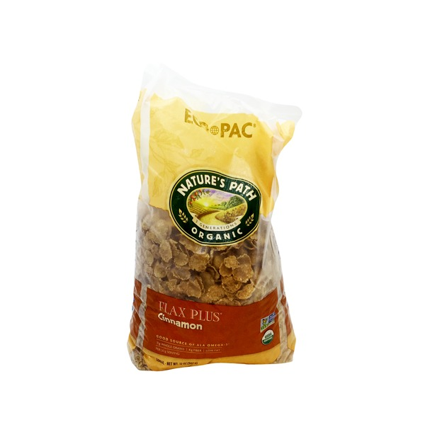 Nature's Path Organic Flax Plus Cinnamon Cereal