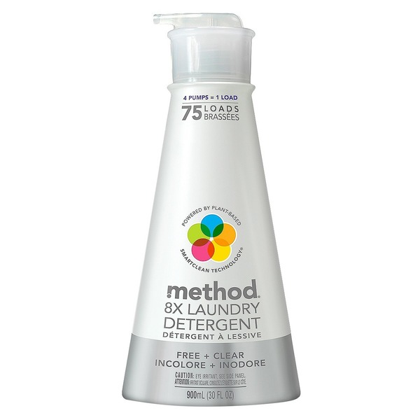 Method 75ld detergent uncented