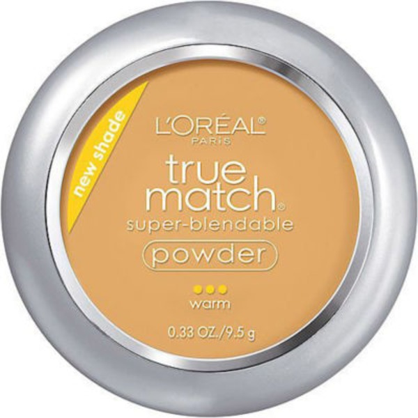 True Match Super-Blendable Powder W4.5 Fresh Beige Foundation