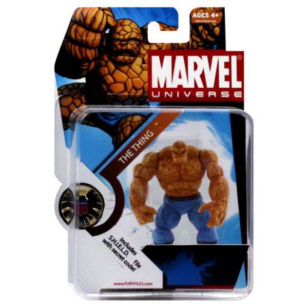 Marvel Universe Avengers The Thing