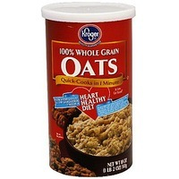 Kroger Oats 100% Whole Grain