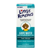 Little Remedies For Tummys Gripe Water All Ages