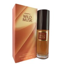Coty Wild Musk for Women by Coty 1.5 oz Cologne Spray