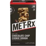 Met-Rx Bar, 28 Grams of Protein, Chocolate Chip Cookie Dough, 3.52 Oz, 4 Ct