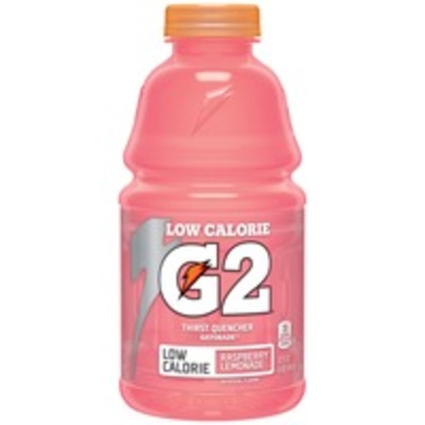 G Series Low Calorie Raspberry Lemonade Sports Drink