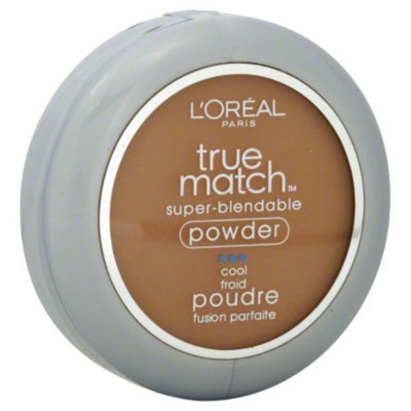 True Match Super-Blendable Powder C6 Soft Sable Foundation