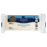Lucerne Cheese Natural Monterey Jack