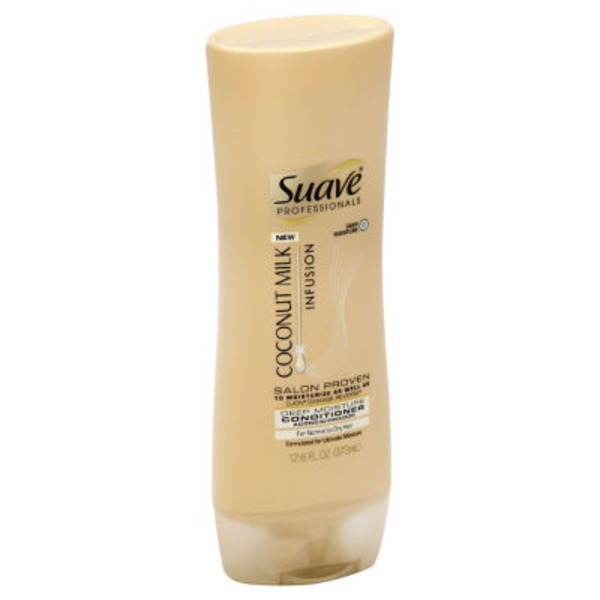 Suave Coconut Milk Infusion Deep Moisture Conditioner