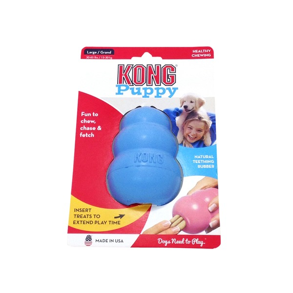 Kong Co. Large Puppy Dog Toy