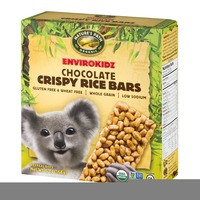 Nature's Path Organic Envirokidz Crispy Rice Bars Chocolate - 6 CT