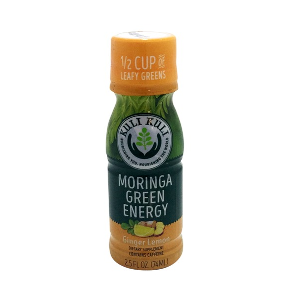 Kuli Kuli Moringa Green Energy Lemon Ginger