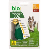 Bio Spot Active Care Flea & Tick Medium Dog Spot On Applicator