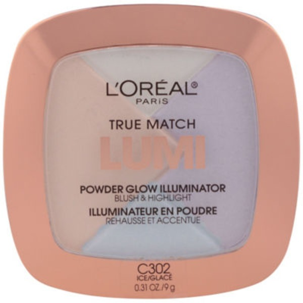 True Match Lumi C302 Ice Lumi Powder Glow Illuminator