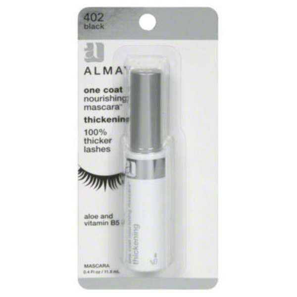 Almay One Coat Thickening Mascara - Black